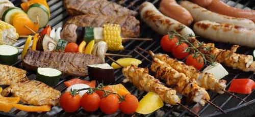 Featured image Wedding food options BBQ - Wedding food options