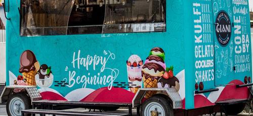 Featured image Wedding food options Food trucks - Wedding food options